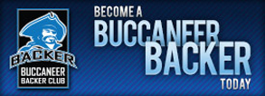 Become a Buccaneer Backer Today