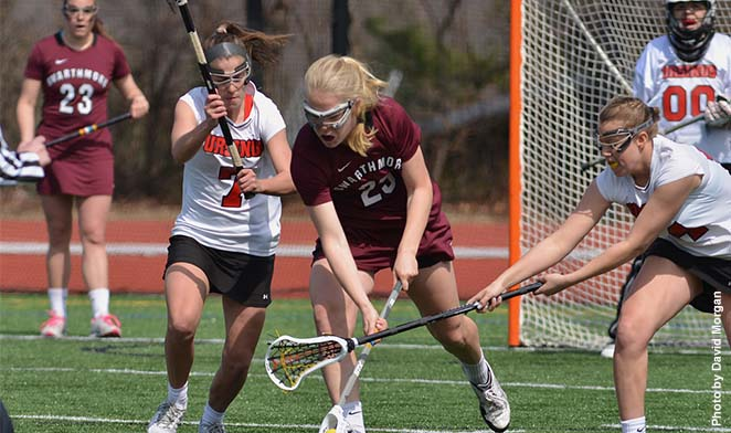 Women's Lax falls to TCNJ, 18-7
