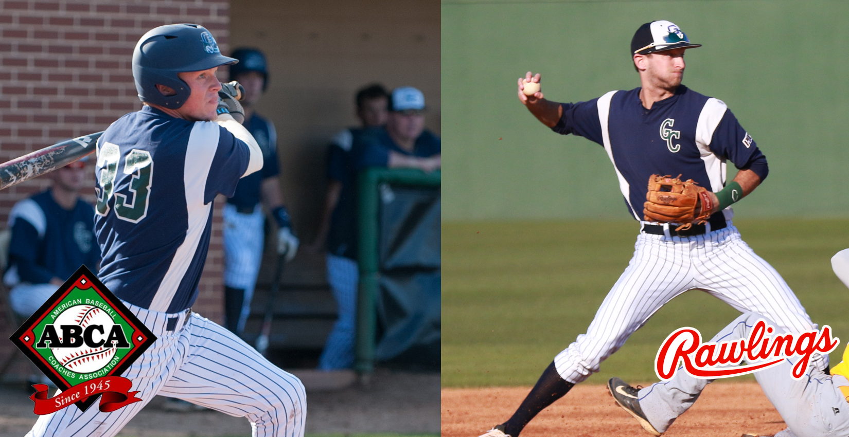 Cook Sweeps Player of the Year, GC Baseball Puts Two on Rawlings All-Region Team