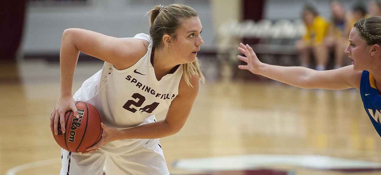 Women's Basketball Holds Off MIT, 61-52, in NEWMAC Play