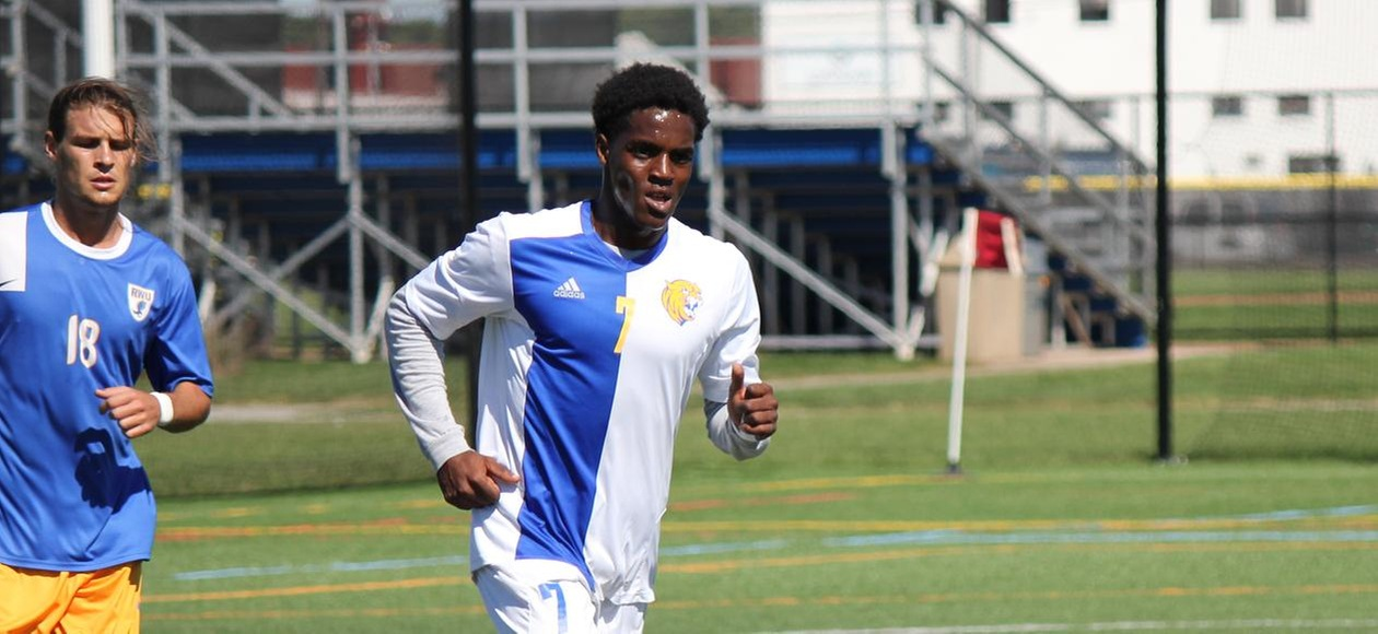 Assouramou Scores Twice in 2-1 Overtime Win At Plymouth State