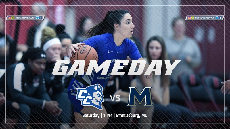 Women's Hoops Continue on the Road at Mount St. Mary's