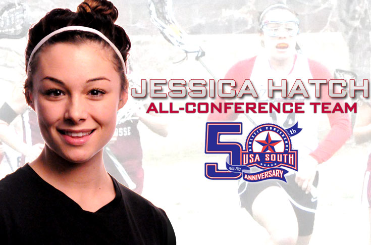 Lacrosse: Hatch selected to USA South All-Conference team