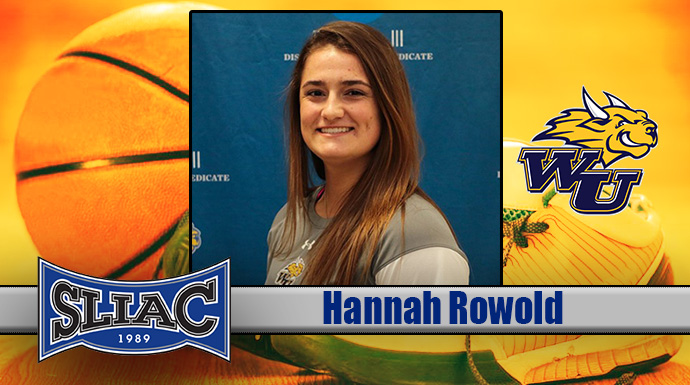 Feature Friday with Hannah Rowold
