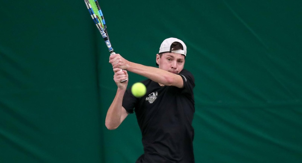 Men's Tennis Falls At Mercer, 5-2
