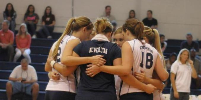 NCWC Volleyball Continues to Roll with Trio of Wins