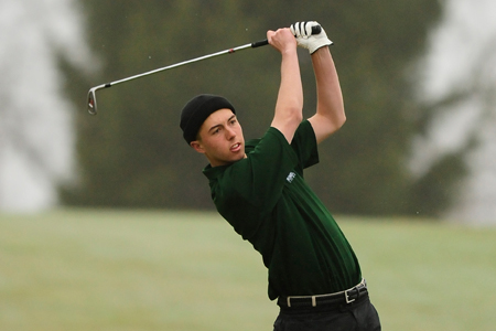 McDaniel finishes ninth among D1s