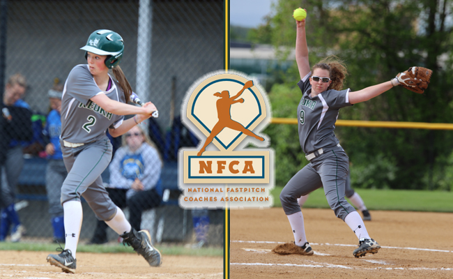 Hammers and Mooney Named NFCA All-Region