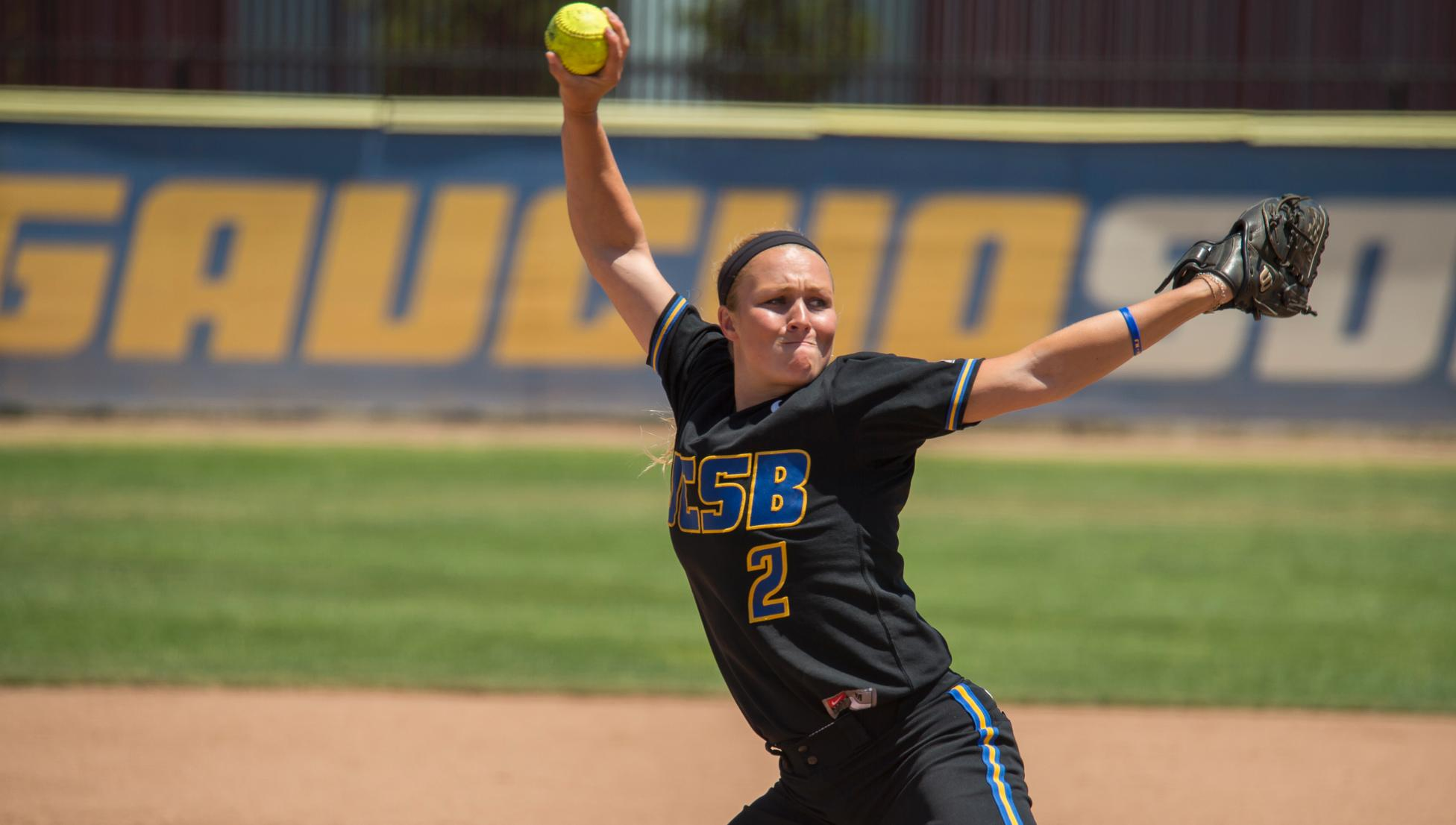 Ludlow Records First No-Hitter in 4-0 Win Over Georgia Tech, Gauchos Fall to South Carolina 6-1