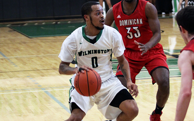 Four Game Winning Streak Snapped for Wilmington Men's Basketball with 75-62 Loss Against Dominican