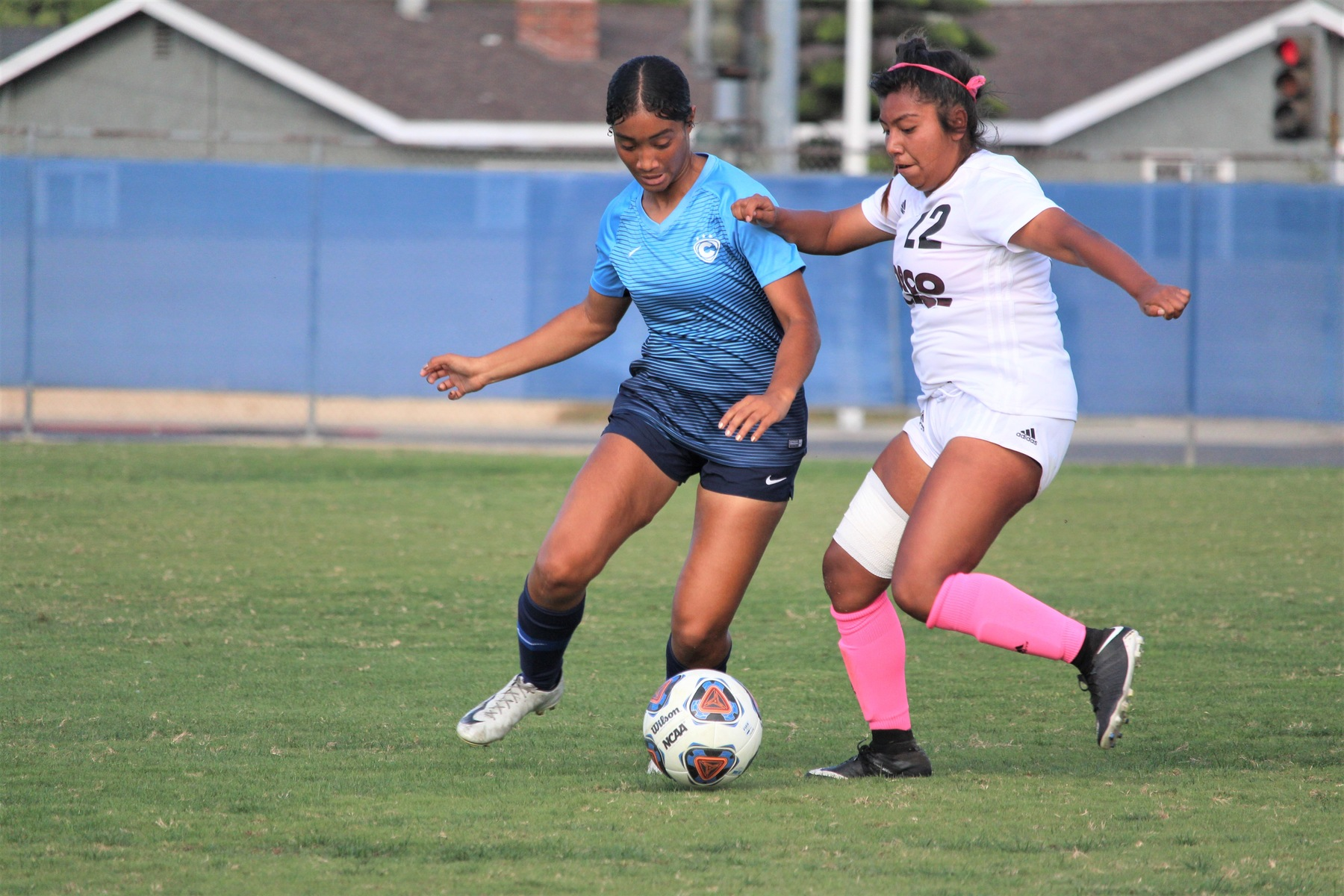 Chargers Defeat Norco College Mustangs, 2-0