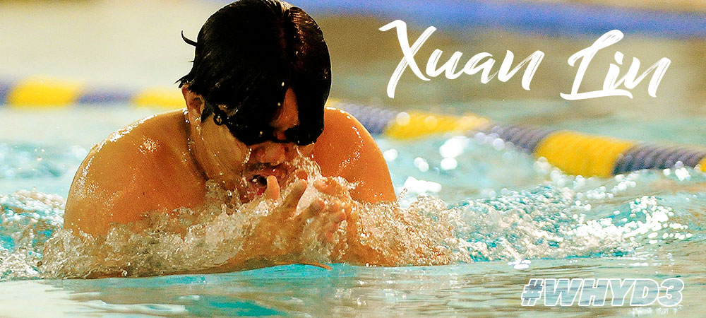 Division III Week Student-Athlete Spotlight: In My Own Words by Xuan Lin