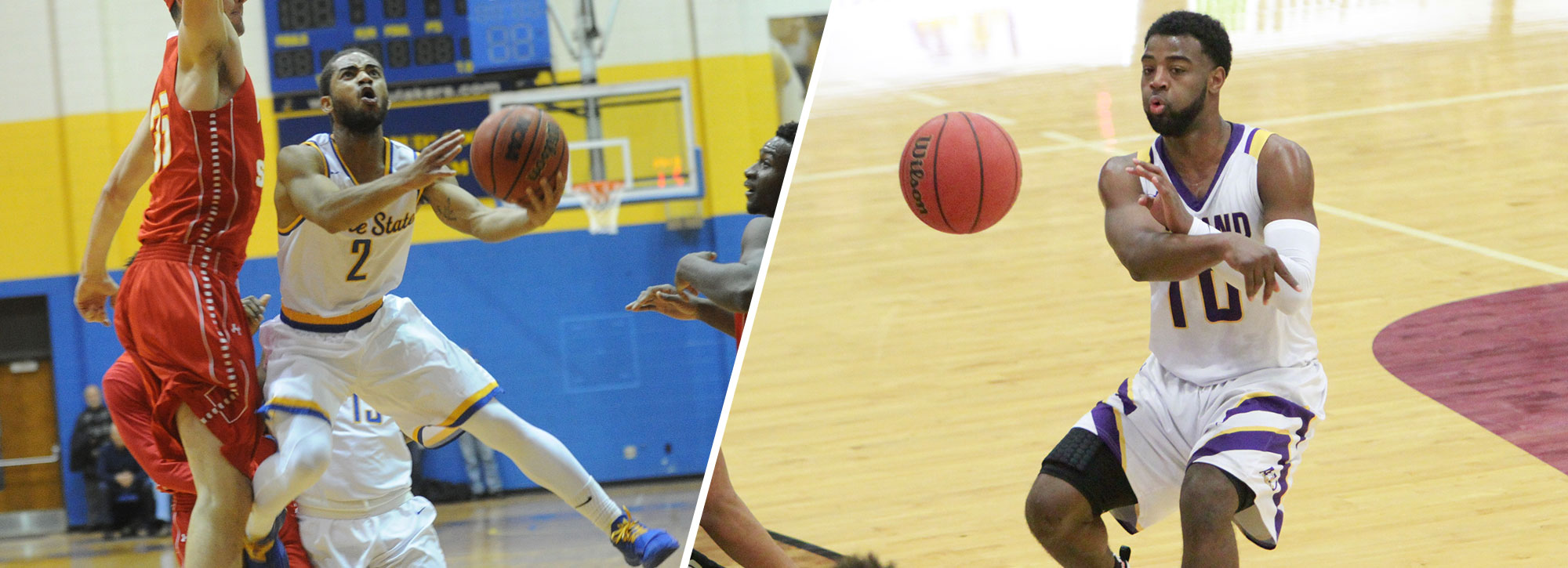 Lake State's Williams, Ashland's Davis Capture GLIAC Player of the Week Honors