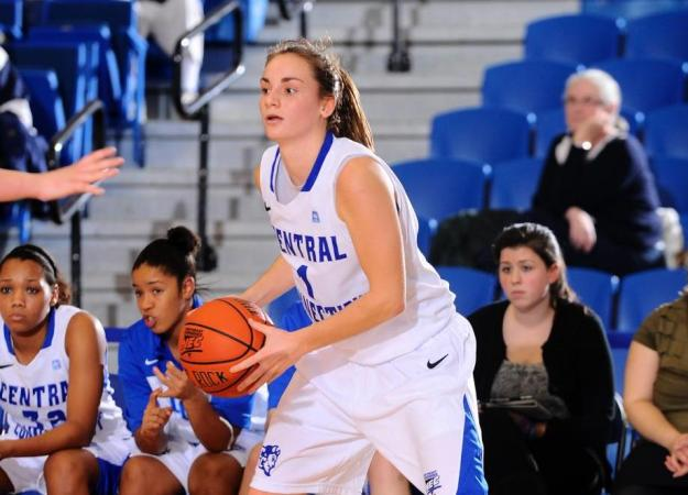 Women's Basketball Falls to SFPA, 57-47