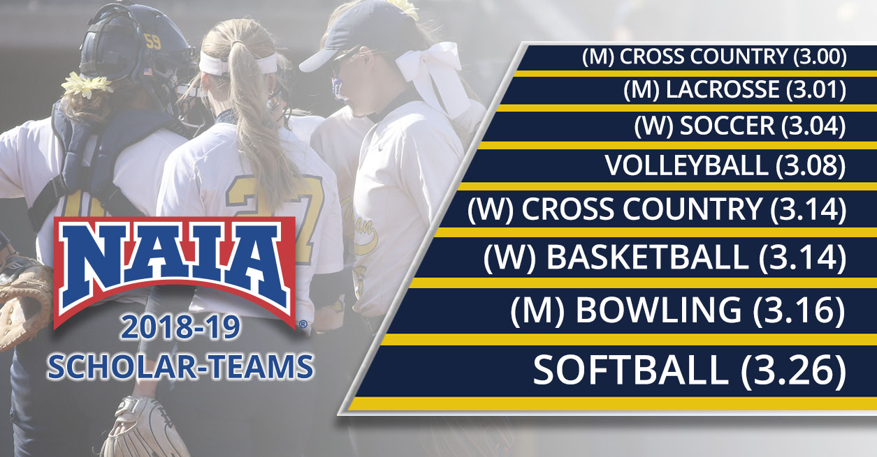Wolverines set school record with 8 Scholar-Teams