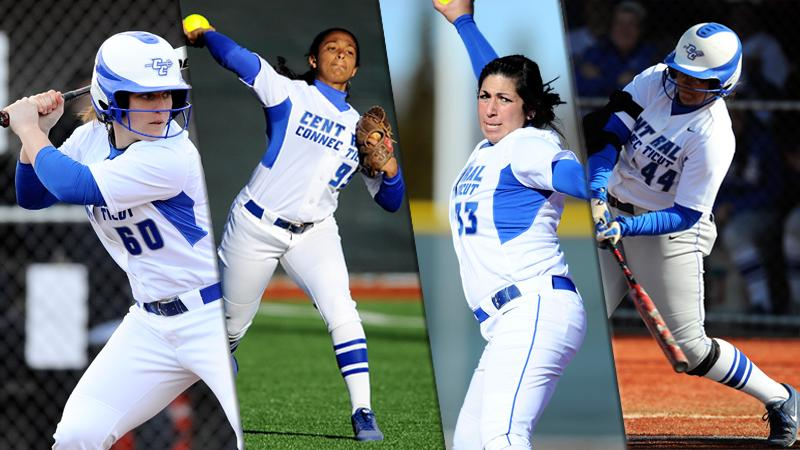 Four Blue Devils Named ECAC DI All-Stars