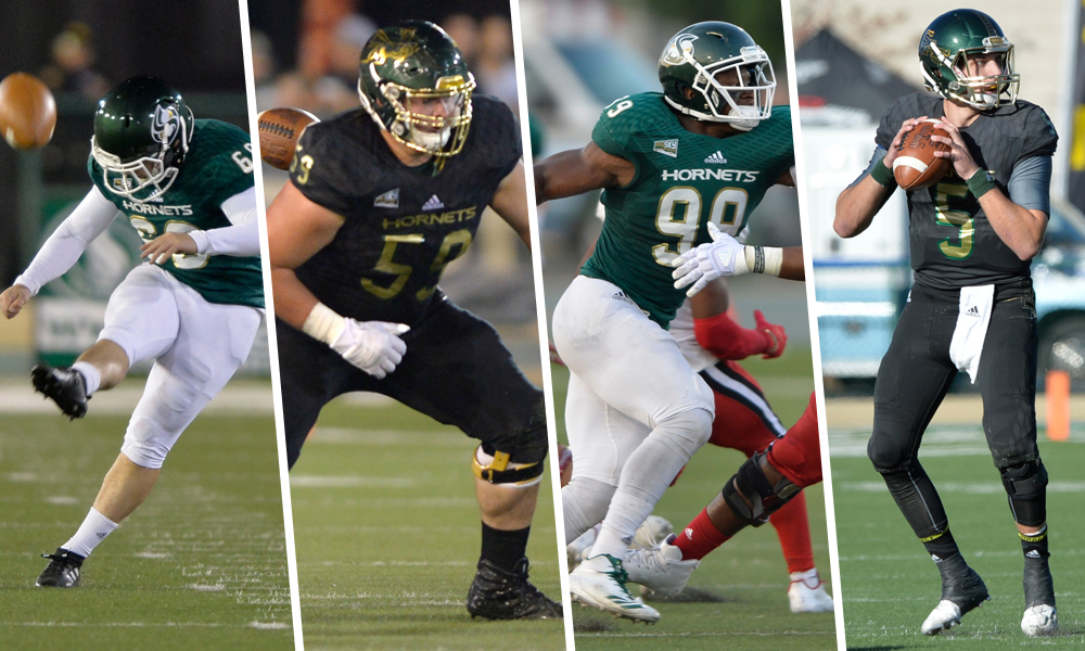 FOUR FOOTBALL PLAYERS RECEIVE NCAA CLOCK EXTENSION
