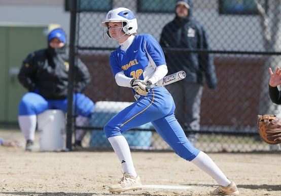 SOFTBALL TAKES TWO OVER ANNA MARIA IN GNAC TWINBILL