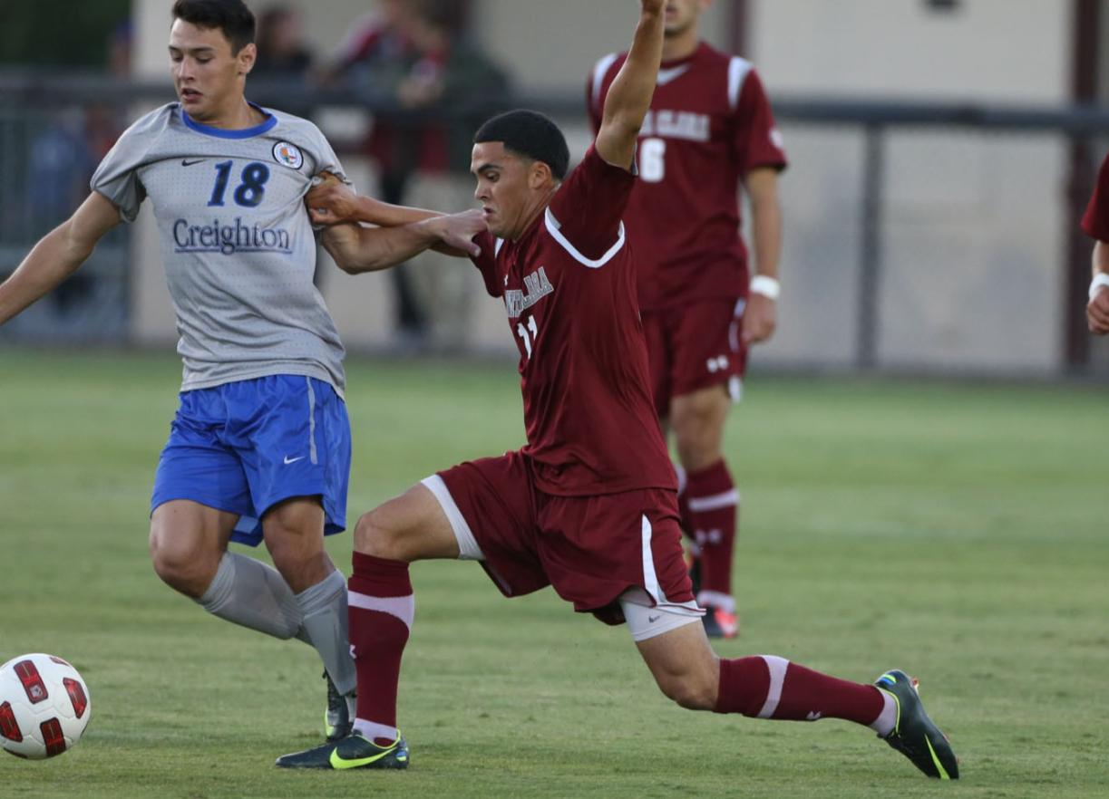 No. 3 Creighton Breaks Through In Second Half, Tops SCU 1-0