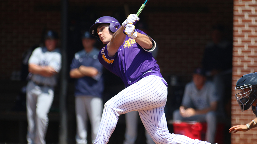 Strohschein cracks NCAA top-10 list for career hits in Golden Eagle loss at UT Martin