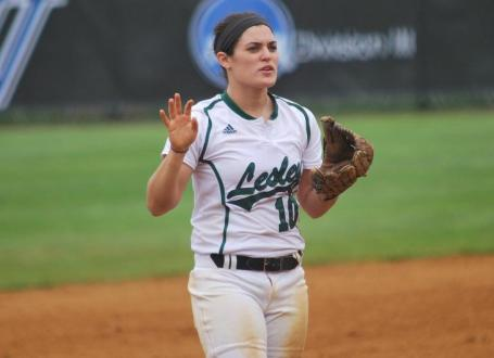 Lesley's Fralick named NECC Female Student-Athlete of the Year