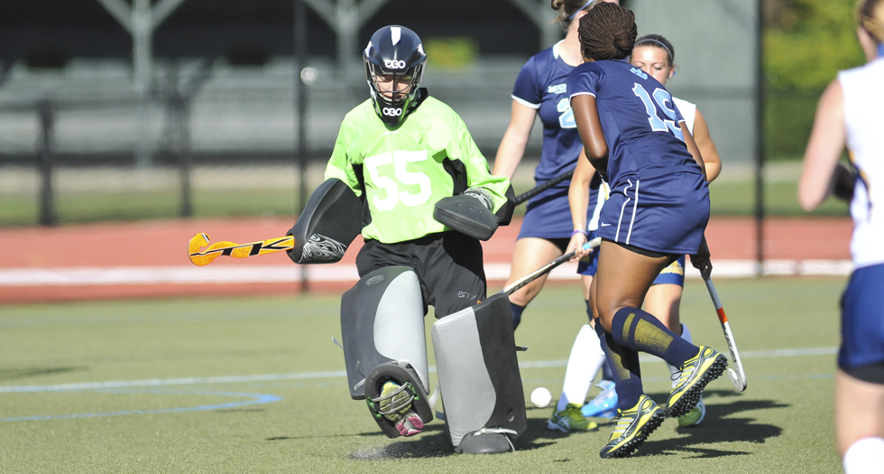 Field Hockey's DiCesare Featured in Sunday's Boston Globe