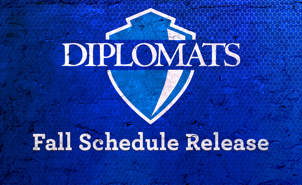 F&M Announces Fall 2019 Schedules