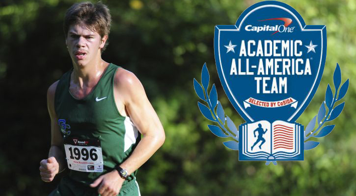 Laskey Chosen Capital One Academic All-District