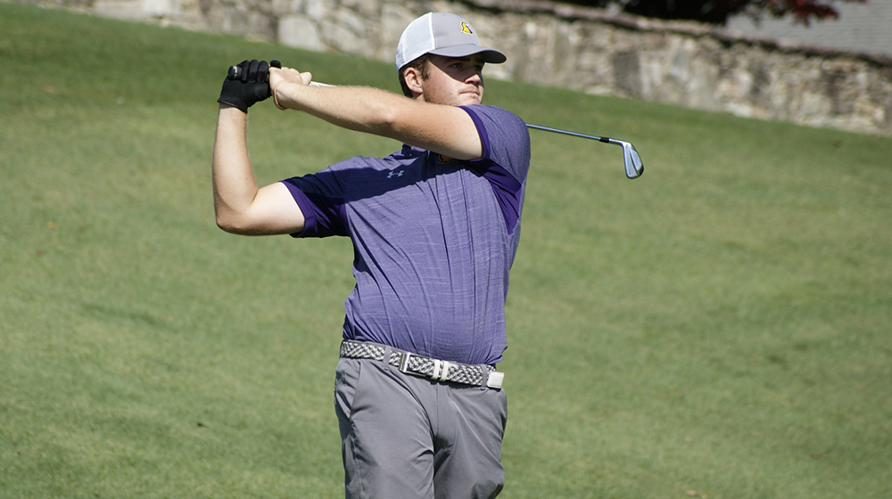 Golden Eagles jump two spots on final day of Hummingbird Intercollegiate