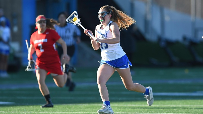 Women's Lacrosse Just Short on the Road at Siena, 10-8