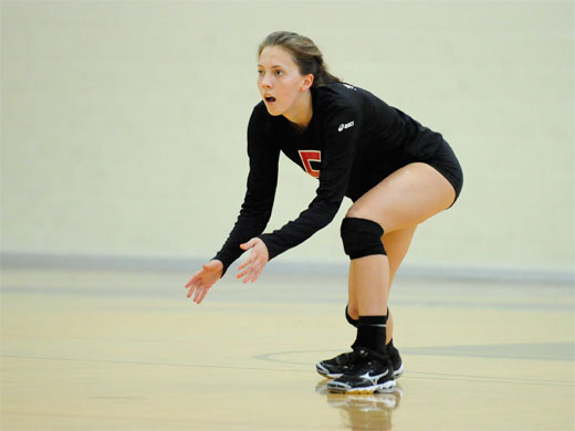 Volleyball opens season with 2-0 day at Haverford Invitational