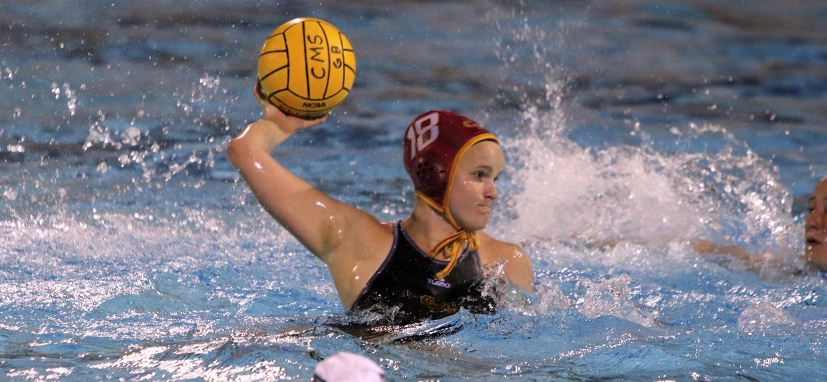 Anna Fry had a last-minute goal to bring CMS within one, but the Athenas fell 6-5 to Sonoma State