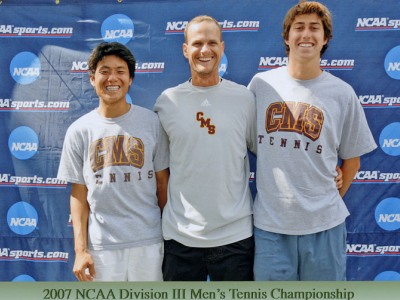 NCAA Singles and Doubles Results