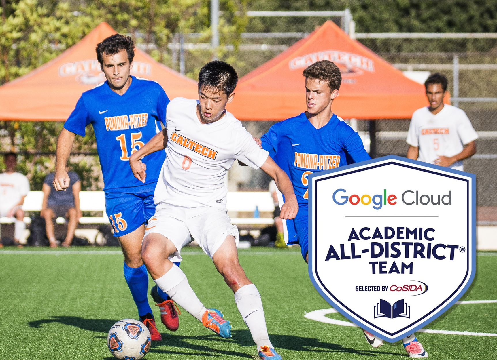 Yang Voted to Academic All-District Team