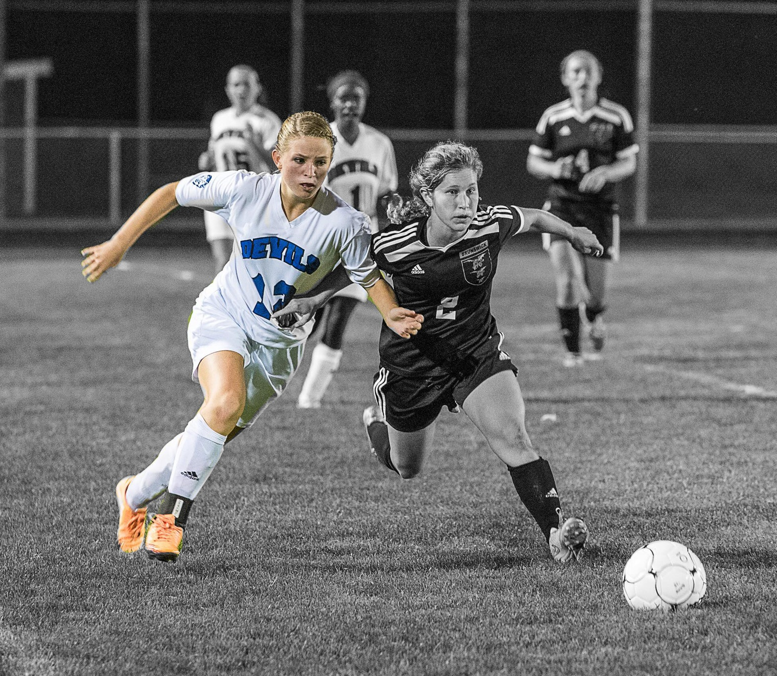 Lewiston's Gagnon latest addition to Women's Soccer recruiting class