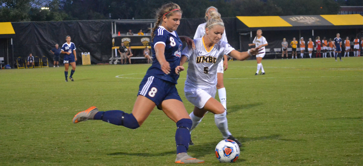 Women's Soccer Kicks Off #UMBCHome16 With UMass Lowell on Thursday Night