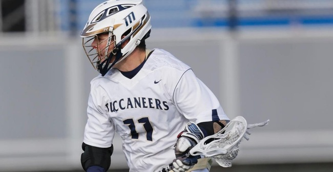 Avakian Nets Four Goals As Men's Lacrosse Drops 16-10 Senior Night Decision To MIT
