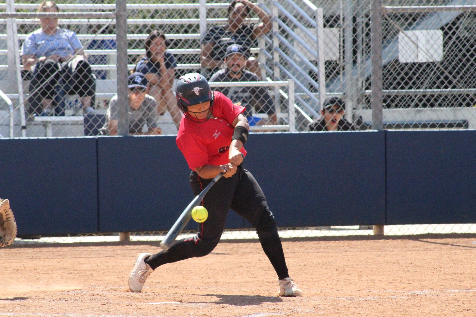 Santa Ana Softball Ends Season in First Round CCCAA SoCal Regionals