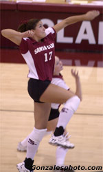 SCU Alumni to Host Event for Volleyball at Hawaii