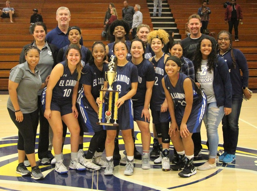 Bey Earns MVP as Warriors Win Lady Charger Classic