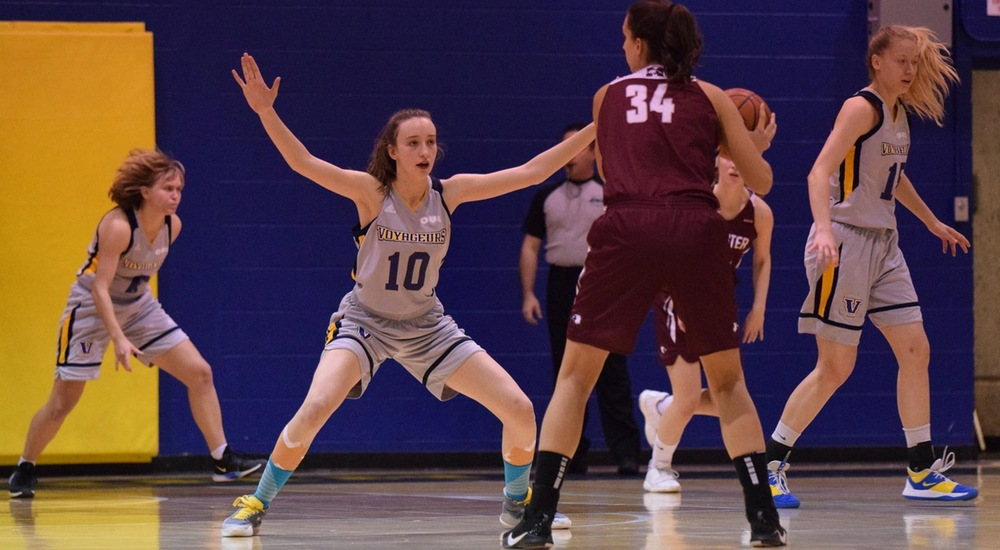 WBB | 10th Ranked Badgers Too Much for the Voyageurs