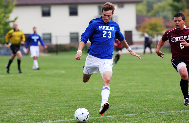 Men's Soccer Drops Opener, 3-0, to Beloit