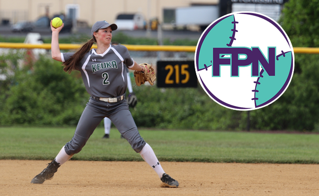 Jessie Hammers Named All-American by Fastpitch News