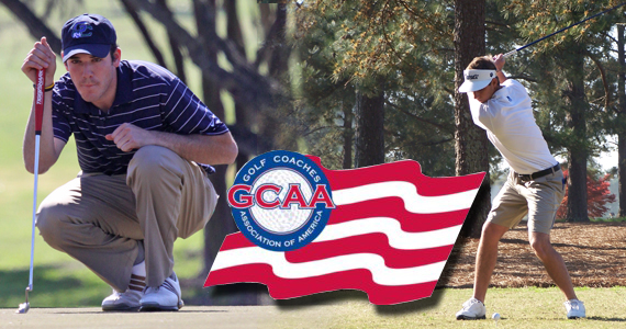 Bobcat Golf's Young, Shida Named All-America