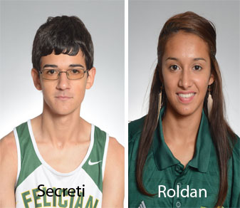 Felician Sweeps CACC X-C Weekly Rookie Awards