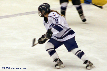Women's Hockey falls to Foresters