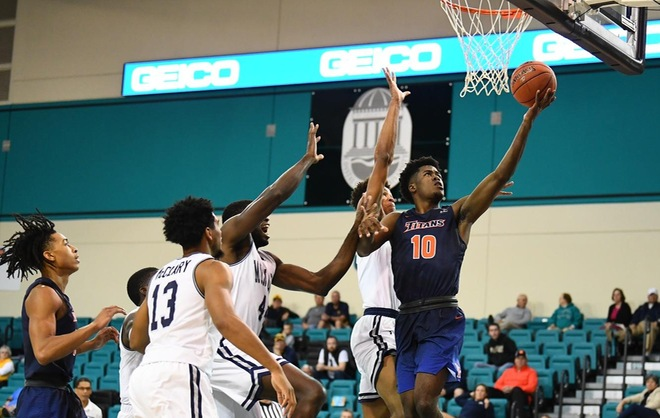 d1732b229f1 MBB Welcomes Loyola Marymount to Titan Gym on Wednesday - Cal State ...