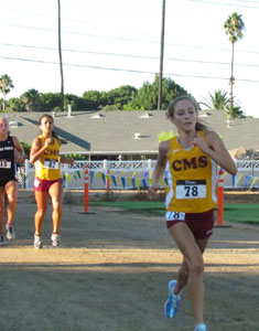 Cross Country Competes Well at Hot UCR Invite