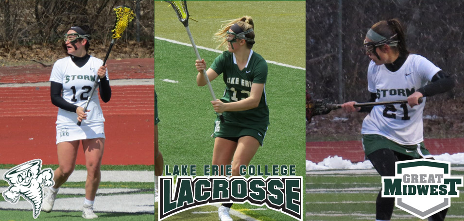 Nine Women's Lacrosse Players Named All-Conference