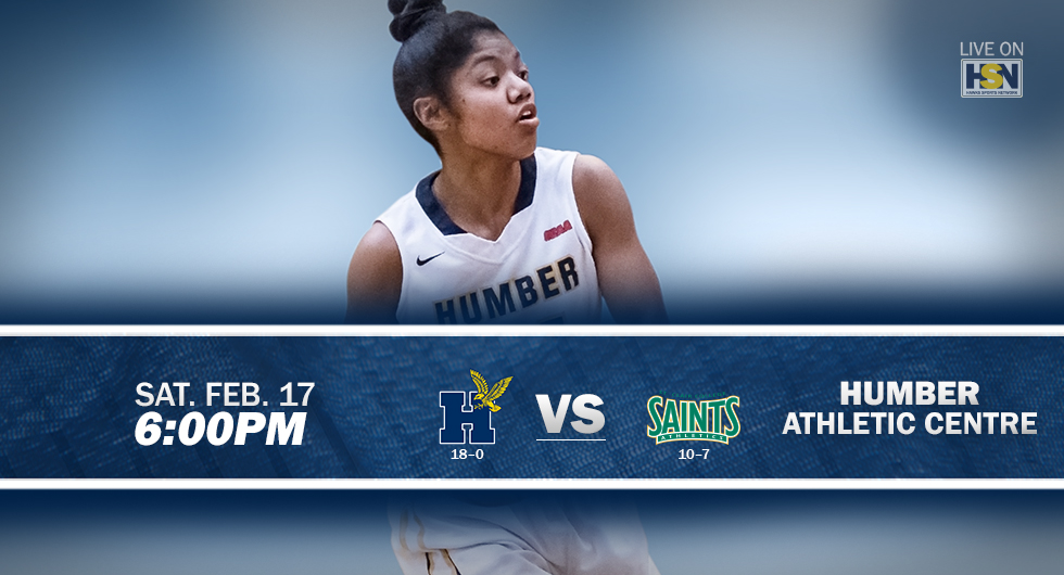 No. 1 HUMBER HOSTS ST. CLAIR ON GRAD NIGHT